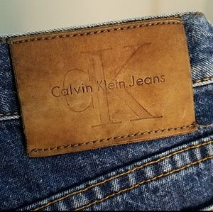 Calvin Klein - fit and flare jeans